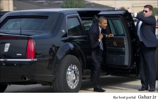 1 136326 985 محافظت از اوباما با این ماشین رویایی / عکس