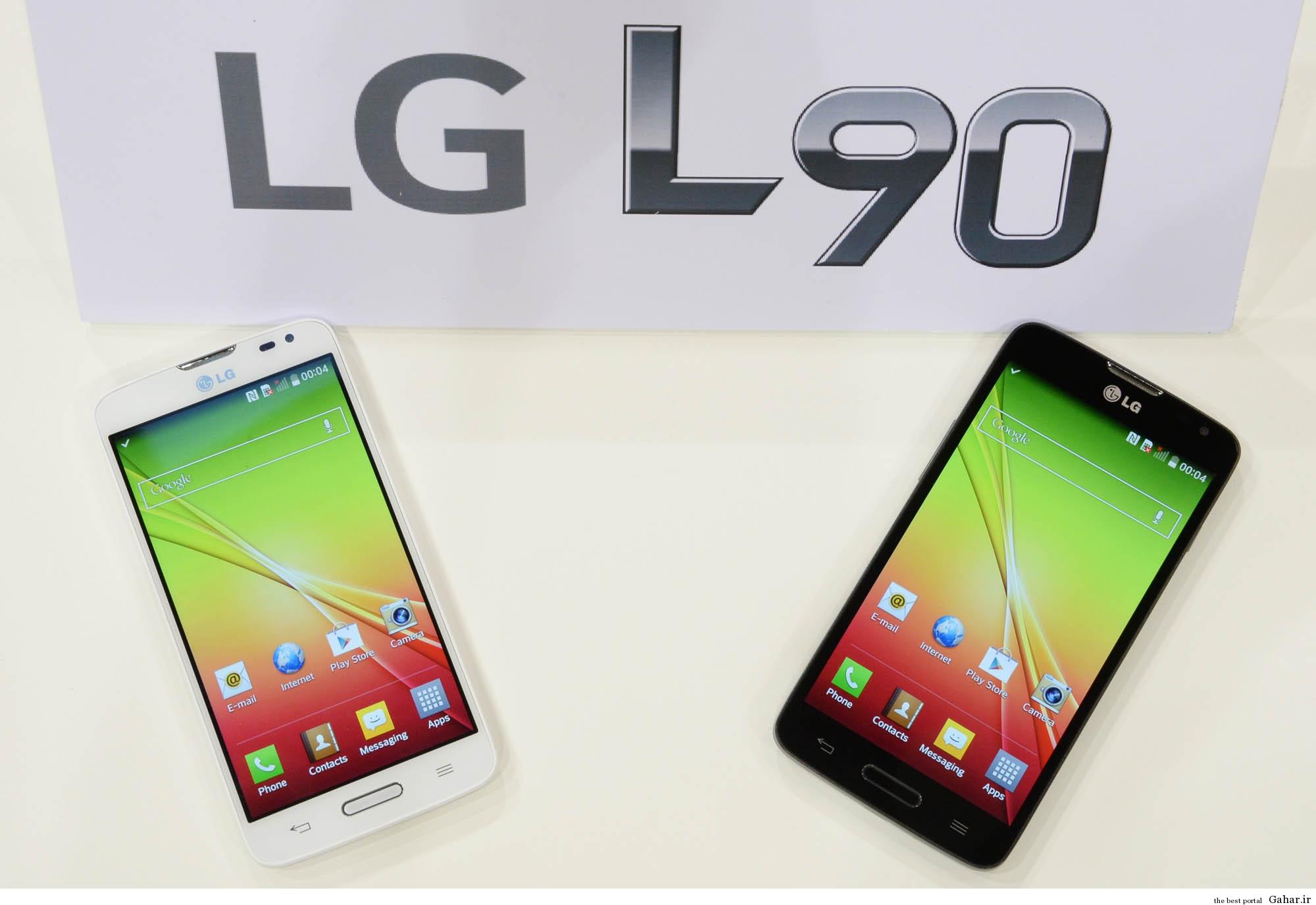 1 2081685 169 معرفی جدیدترین گوشی LG سری L
