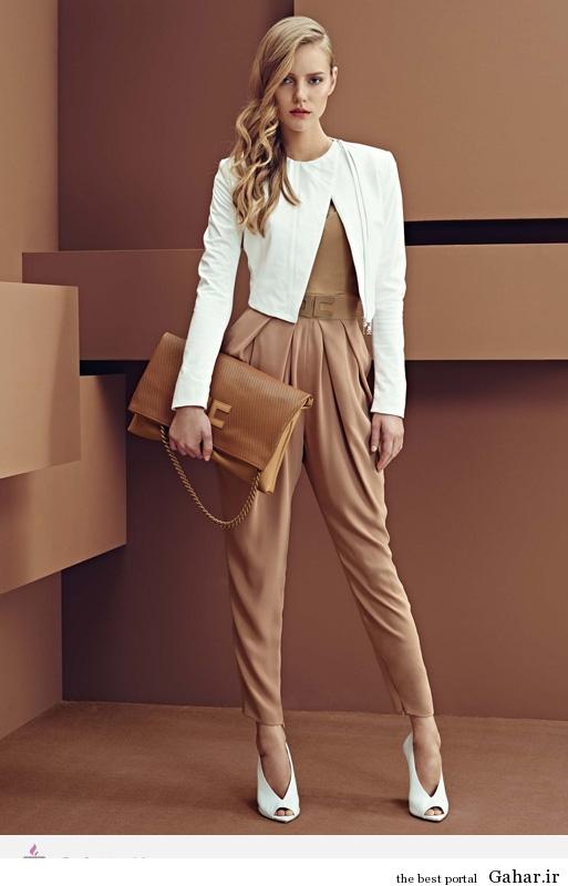 1 2451 مدل های لباس زنانه بهار و تابستان Elisabetta Franchi