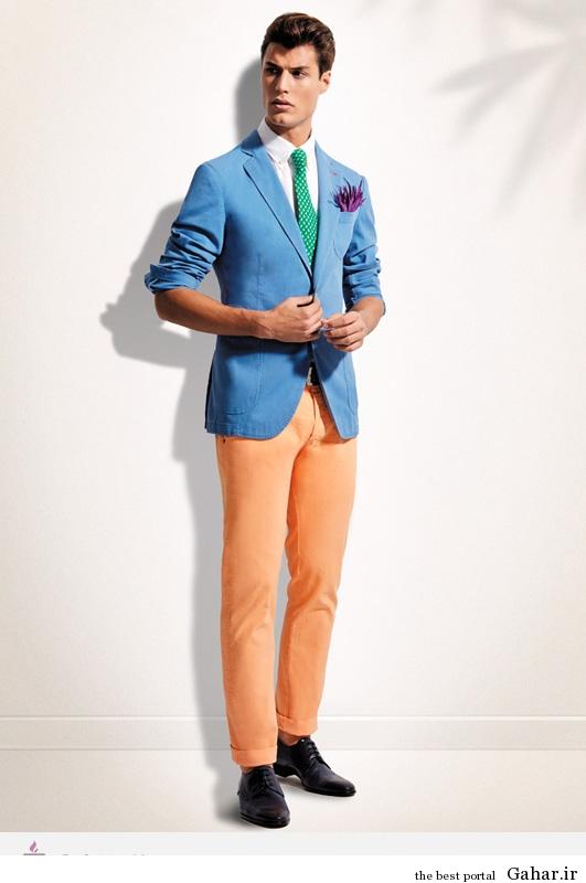 1 2502 لباس های بهاره و تابستانه مردانه مدل های ۲۰۱۴ مارک Florentino