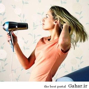 1 4 10 تا از بدترین کارهایی که می توانید با موهایتان انجام دهید