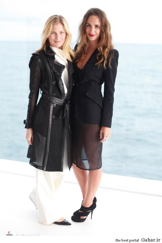 1 44 مجموعه مدل لباس Dior بر روی صحنه