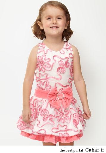 1 6 مدل های جدید لباس بچه گانه دخترانه 2014