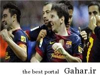 1 9212 1t953 بارسلونا با 4 گل آلمریا را شکست داد