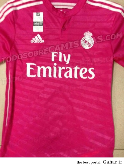 1 IMG12023364 لباس دخترانه رئال مادرید
