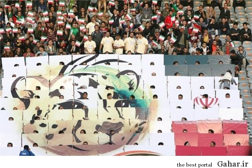 اتفاق مضحک روز: گوینده ورزشگاه آزادی!