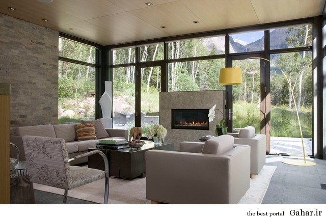 1 home living room decoration b 10 نمونه های بی نظیر دکوراسیون اتاق پذیرایی