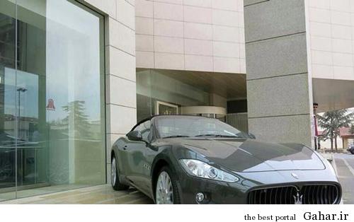 1 ssj صدمین سالگرد شرکت خودروسازی مازراتی در تهران