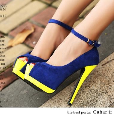 21 مدل کفش پاشنه بلند زنانه 93