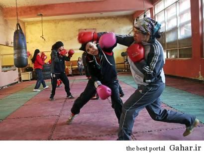 2104267 999 بوکسورهای زن افغان+ عکس