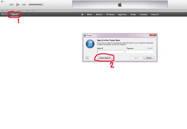272628 526 آموزش ساخت apple ID + عکس