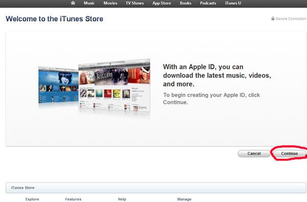 272630 122 آموزش ساخت apple ID + عکس