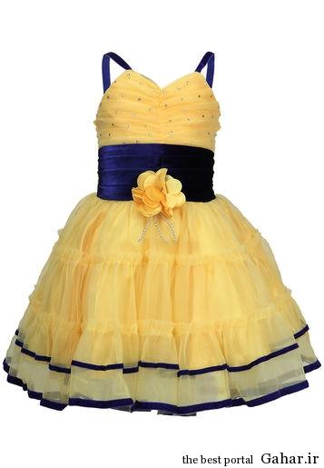 2 2 مدل های جدید لباس بچه گانه دخترانه 2014
