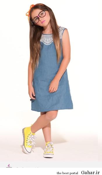 3353 مدل لباس های جدید دخترانه Siddy