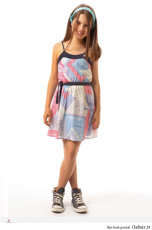 3441 مدل هایی از لباس دخترانه برند Chipie
