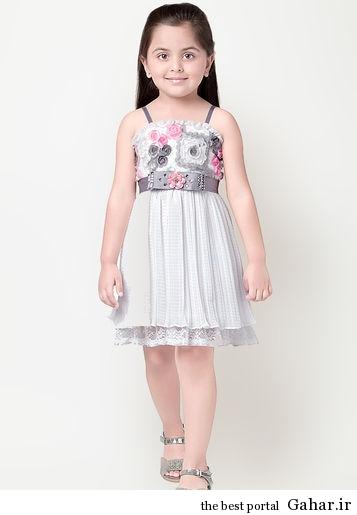 3 4 مدل های جدید لباس بچه گانه دخترانه 2014