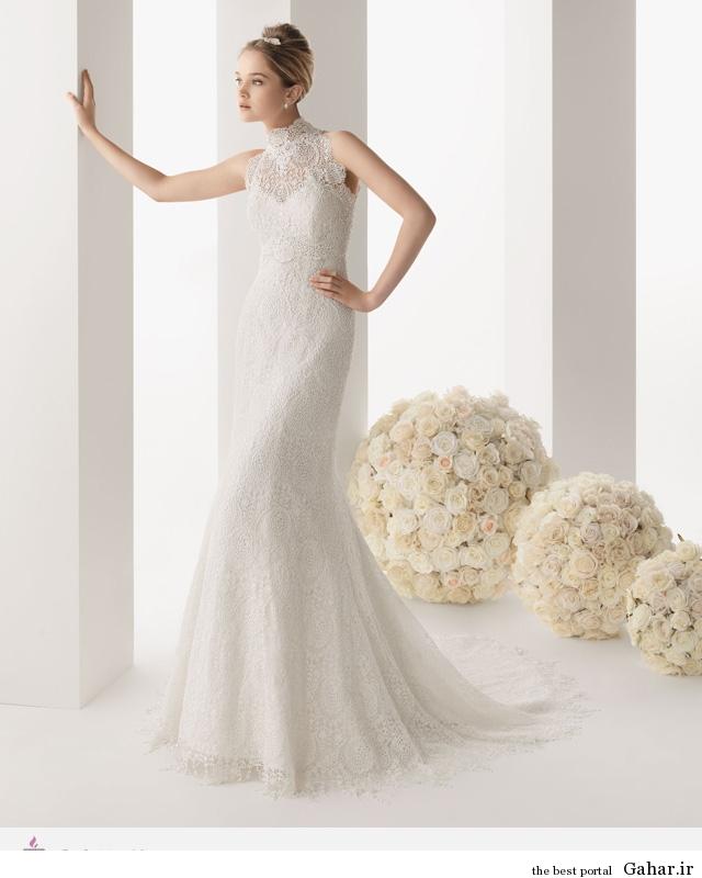 4247 لباس عروس Rosa Clara