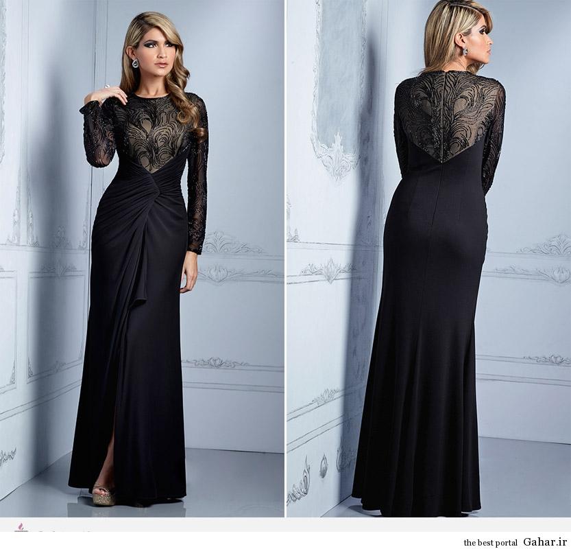 4286 مدل های زیبا از لباس زنانه طراحی Alena Goretskaya