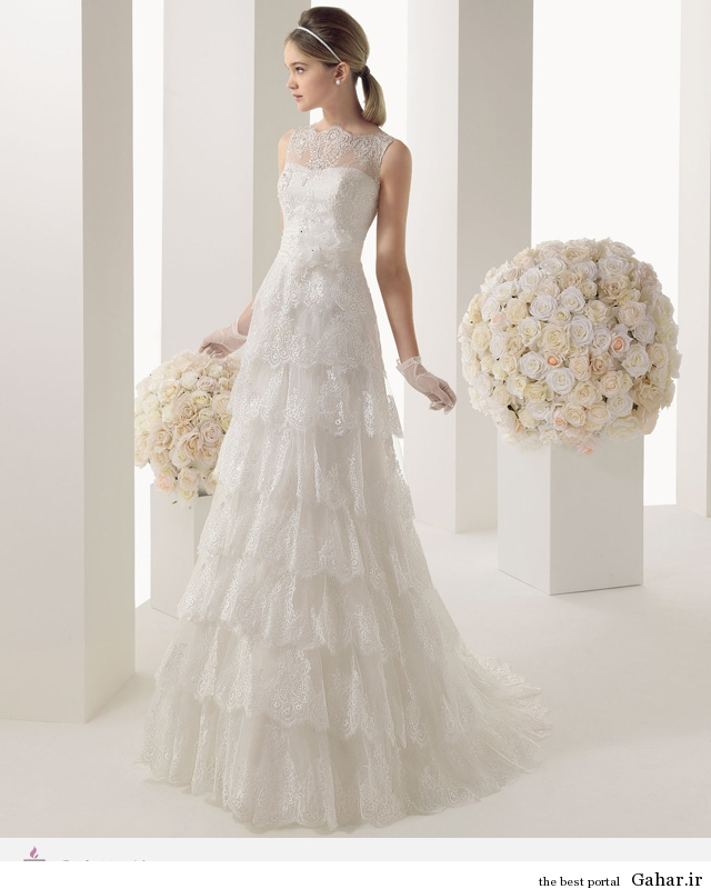 5200 لباس عروس Rosa Clara