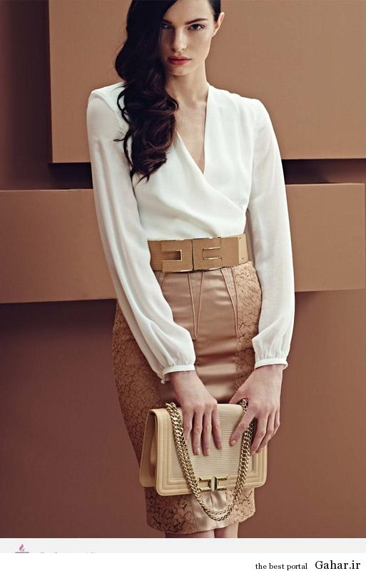 5224 مدل های لباس زنانه بهار و تابستان Elisabetta Franchi