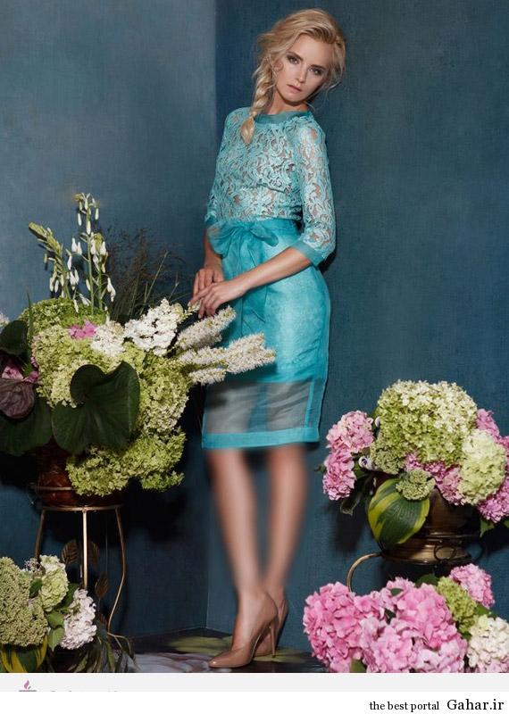 5251 مدل های زیبا از لباس زنانه طراحی Alena Goretskaya