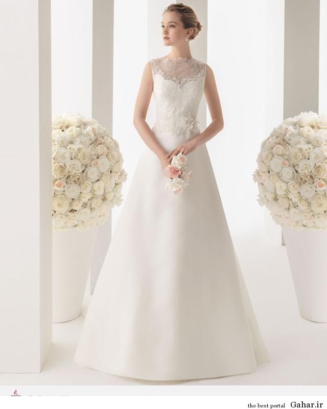 6182 لباس عروس Rosa Clara