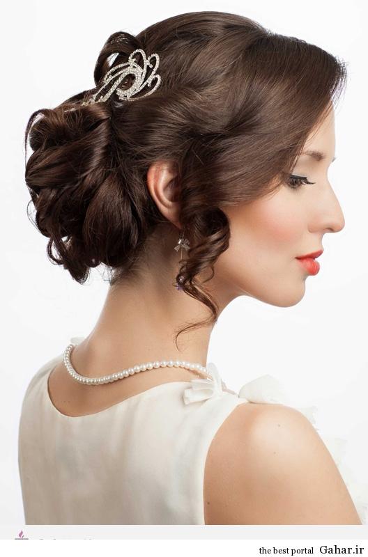 6267 مدل های زیبا برای موی عروس