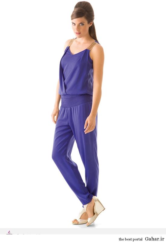 6285 مدل لباس های شاد و بهاری برند Caroline Biss