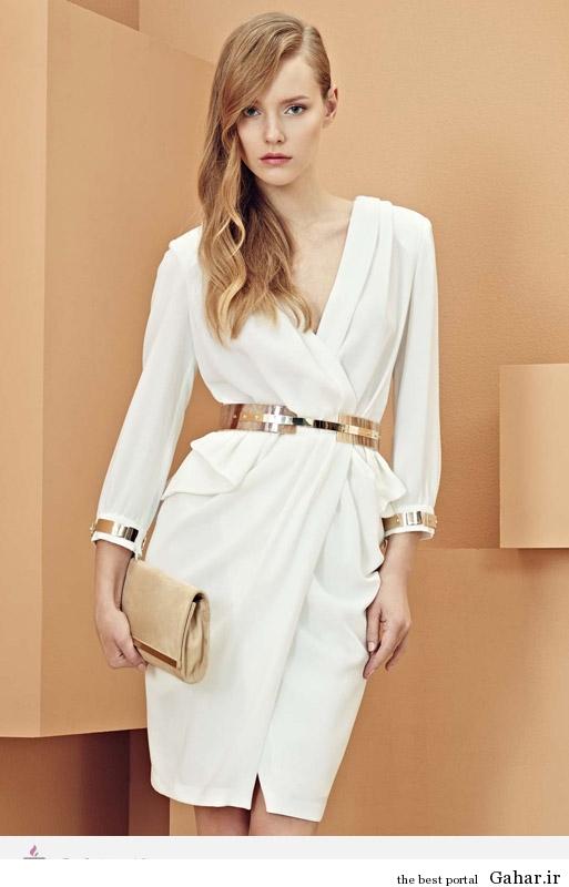 7186 مدل های لباس زنانه بهار و تابستان Elisabetta Franchi