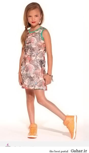7192 مدل لباس های جدید دخترانه Siddy