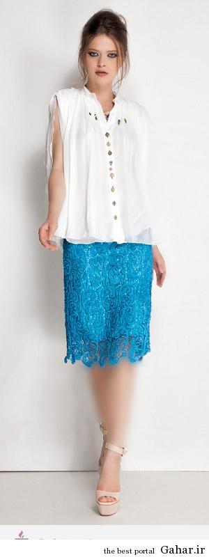 7224 مدل لباس های زنانه طراحی شده از Daniela Dallavalle