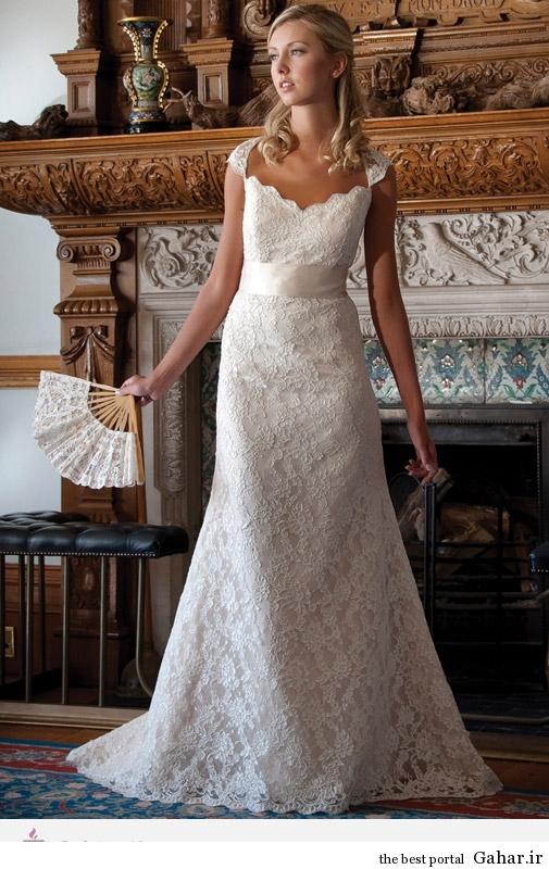 8226 مدل لباس های عروس طراحی شده از Augusta Jones