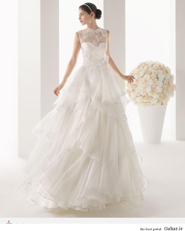 9151 لباس عروس Rosa Clara