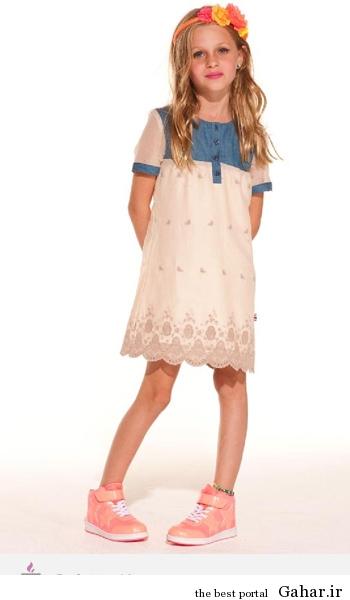 9177 مدل لباس های جدید دخترانه Siddy