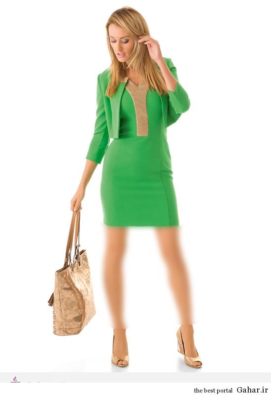 9250 مدل لباس های شاد و بهاری برند Caroline Biss