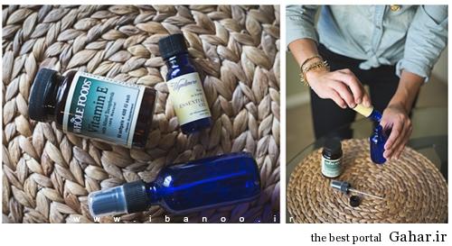 DIY beauty 4 ساخت اسپری ضد استرس