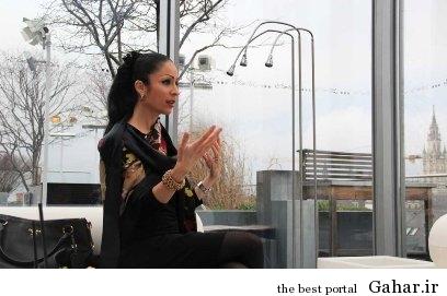 IMG06411433 دختر پروفسور سمیعی در فوتبال ایران غوغا به پا کرد