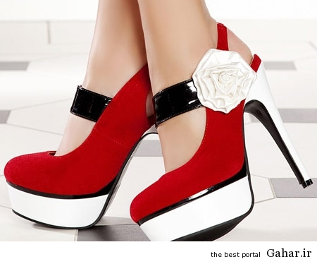 Imodel.Ir  0918322621ee3bf215da089e9c8dd2cc مدل کفش پاشنه بلند زنانه عید 93