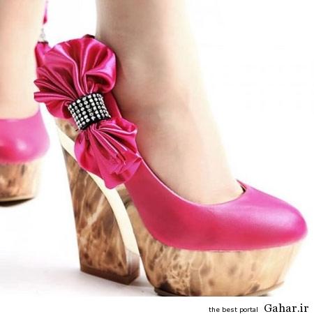 Imodel.Ir  7b4a8e0e43172924b52de3bde9263b01 مدل کفش پاشنه بلند زنانه عید 93