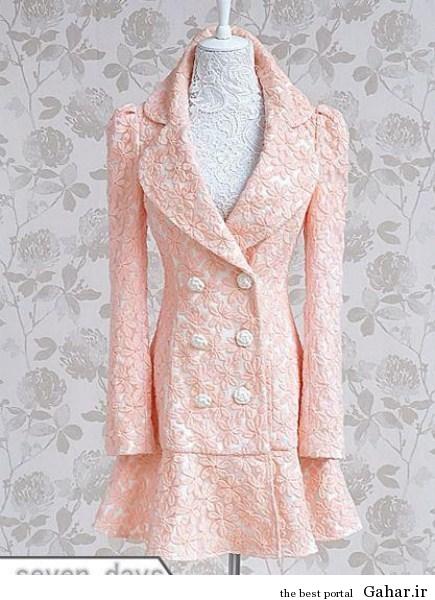 پارچه دانتل لباس عروس مدل مانتو بهاره 93 · جدید 97 -گهر