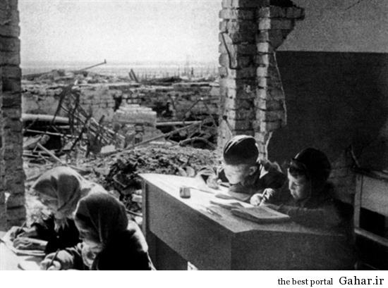 bnhgt3 تصاویری از کودکان جنگ