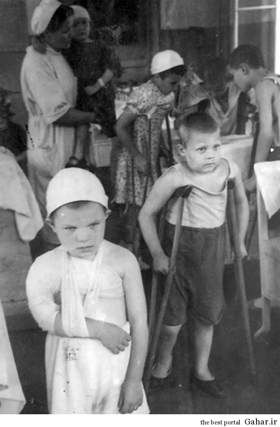 bnhgt4 تصاویری از کودکان جنگ