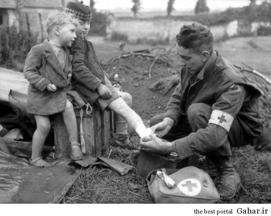 bnhgt9 تصاویری از کودکان جنگ