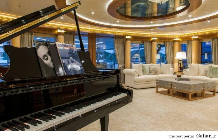 cruise ship 2 عکس هایی از یک قایق تفریحی لوکس و رویایی