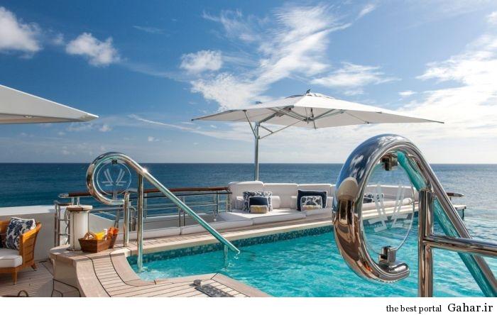 cruise ship 20 عکس هایی از یک قایق تفریحی لوکس و رویایی