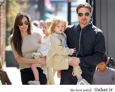 hhe1239 عکس های آنجلینا جولی و فرزندانش