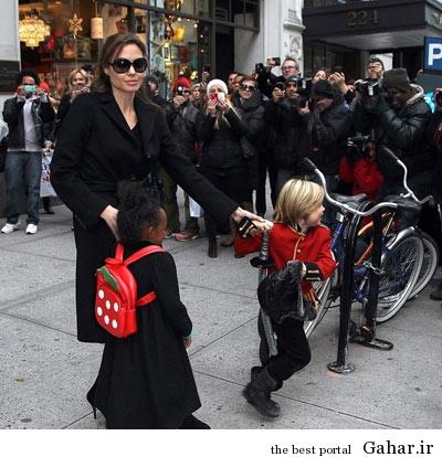 hhe1245 عکس های آنجلینا جولی و فرزندانش