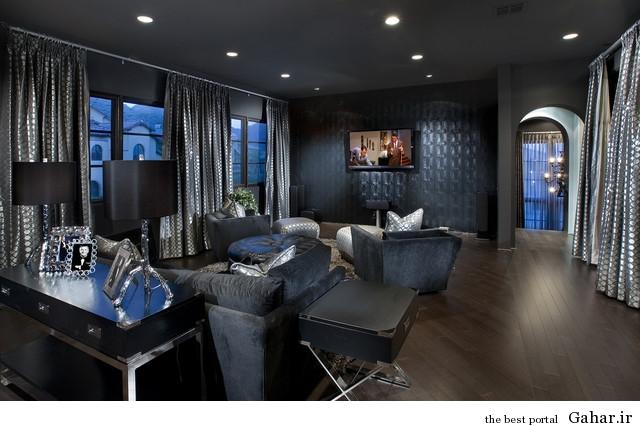 home living room decoration b 15 نمونه های بی نظیر دکوراسیون اتاق پذیرایی
