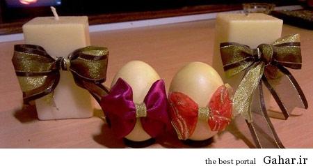 hou6507 تزیین تخم مرغ هفت سین (عید 93)