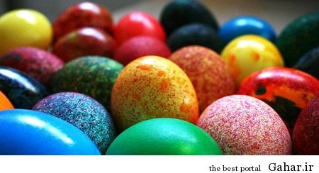 hou6511 تزیین تخم مرغ هفت سین (عید 93)